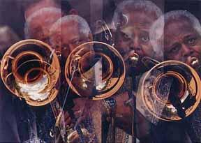 Lionel Hampton - Photo Copyright 2000 Franklin and McDonald