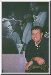 Bob McMurray at the Iridium