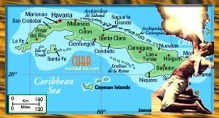 Cuba in Black, Brown and Beige