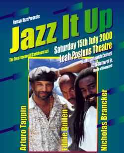 The Grenada Spice Island Jazz Festival