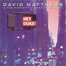 David Matthews & The Manhattan Jazz Orchestra