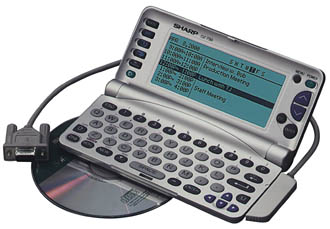 Sharp OZ-750PC