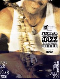 Montreal Int'l Jazz Festival 2001