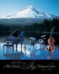 Mt. Hood Jazz 2001