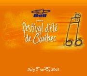 Festival D`ete de Quebec 2001